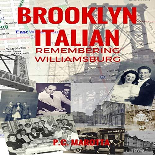Brooklyn Italian audiobook cover art