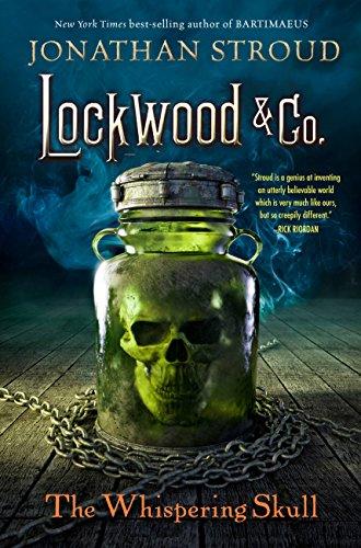 The Whispering Skull (Lockwood & Co., 2)