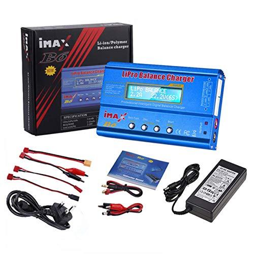 GT capacité électrique Lipo Batterie Testeur Checker avec balance fonction pour Radio Modèle de contrôle