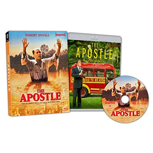 The Apostle (Imprint Limited Edition) Blu-Ray