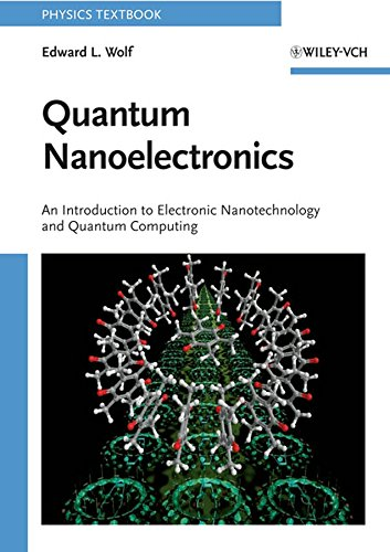 Free Ebook Quantum Nanoelectronics: An Introduction to