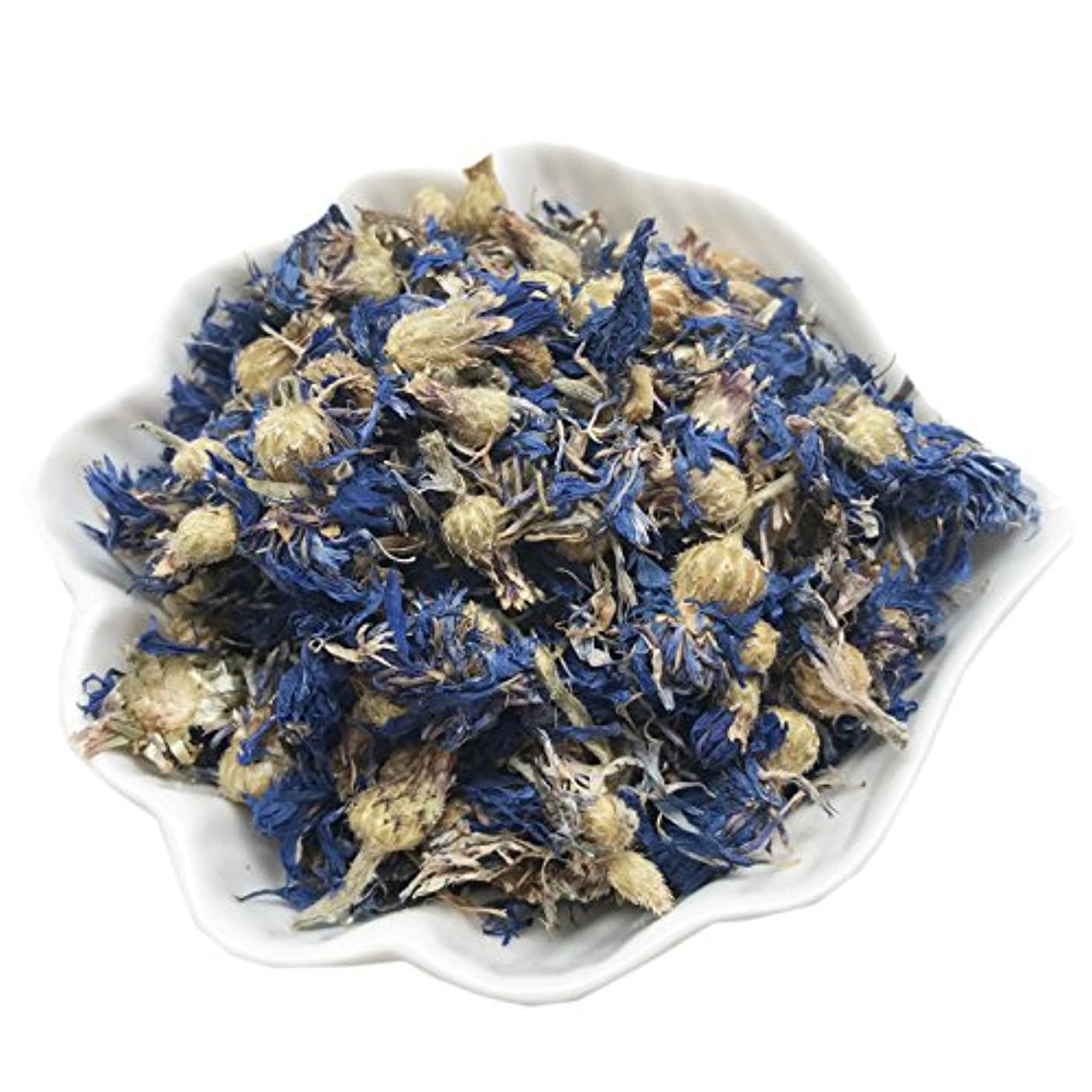 PEPPERLONELY 1oz Kosher Certified Botanical Dried Edible Cornflowers for Herb Tea, Soap Making, and Bath Bombs