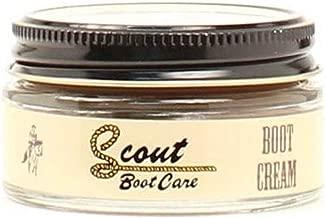 scout boot cream polish