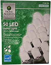 Best led cool white dome christmas lights Reviews