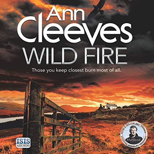 Wild Fire audiobook cover art