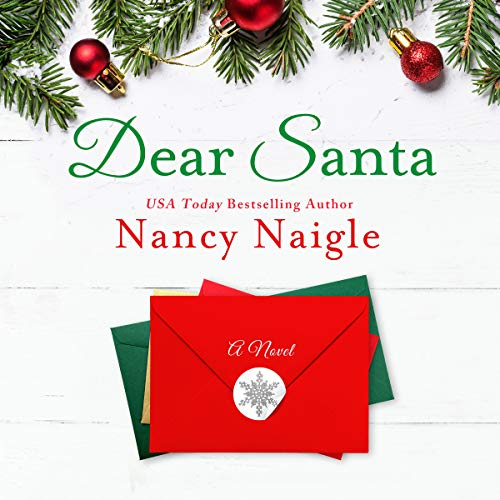 Dear Santa audiobook cover art