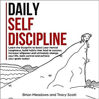 Daily Self Discipline  cover art