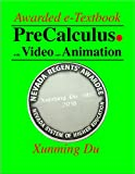 PreCalculus: Animation and Video (English Edition)