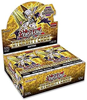 Yu-Gi-Oh! TCG: Eternity Code Booster Display (24)