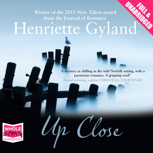 Up Close audiobook cover art