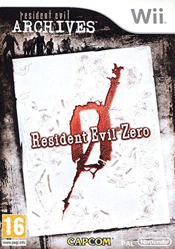 Resident Evil Archives: Resident Evil Zero [Importación francesa]