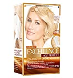L'Oréal Paris - Excellence Age Perfect - Coloration Permanente Cheveux Matures & Très Blancs - Nuance 10,03 Blond Très Très Clair Perle