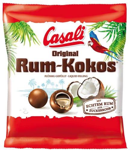 Casali Rum-Kokos Dragees - 175gr - 4x