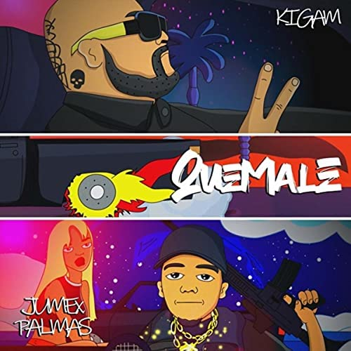 Kigam feat. Jumex Palmas