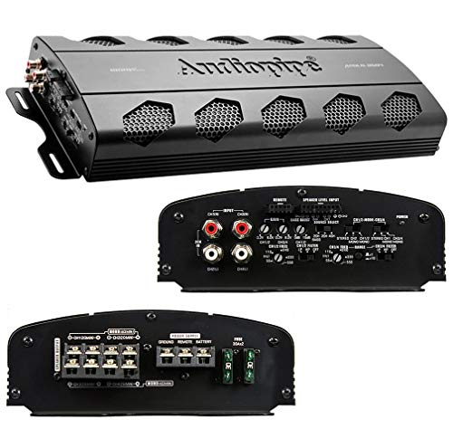 Check Out This Audiopipe Dealer Line 4 Channel Amplifier 2100W Max