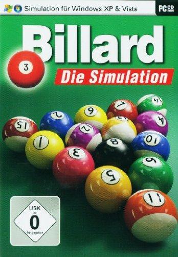 Billard - Die Simulation