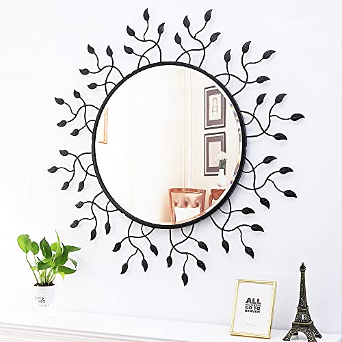 """Chende 39"""" X 39"""" Large Mirror for Wall Decor"""