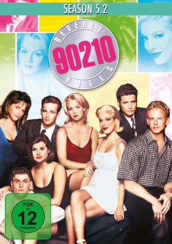 Beverly Hills 90210 - Staffel 5.2 (4 DVDs)