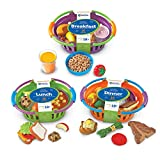 Learning Resources New Sprouts Bundle of Breakfast, Lunch and Dinner, 3 Sets, Easter Basket Stuffer, Easter Toys, Ages 2+