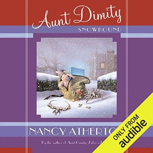 Aunt Dimity: Snowbound audiobook cover art