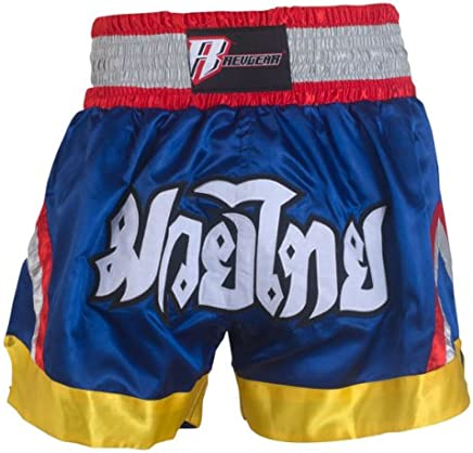 Revgear Deluxe Muay Thai Shorts B008NKU324     | Moderne Technologie