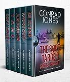 Soft Target Liverpool Thriller Series Box Set: Books 1-6 (Soft Target; Tank; Jerusalem; The 18th Brigade; Blister; The Child Taker (English Edition)