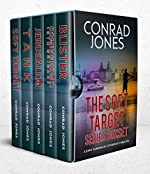 Soft Target Liverpool Thriller Series Box Set: Books 1-6 (Soft Target; Tank; Jerusalem; The 18th Brigade; Blister; The Child Taker
