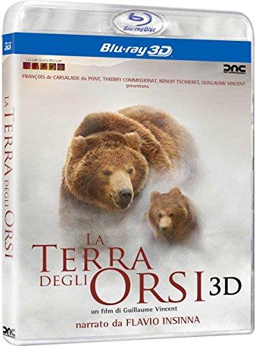 La Terra Degli Orsi  (3D) (Blu-Ray 3D);Terre Des Ours