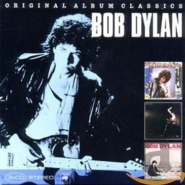 (Vol 1) 3cd Original Album Classics -3cd Slipcase (Empire Burlesque\Down In The Groove\Under The Red Sky)