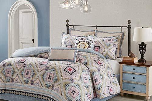 Echo Design Ibiza Comforter Set, King, Multi