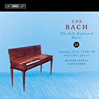 V 23: Keyboard Music by C.P.E. BACH (2011-12-13)