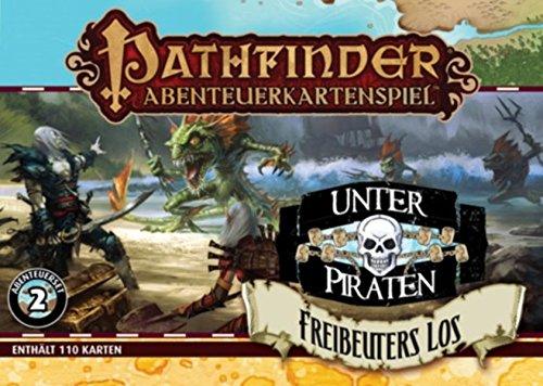 Pathfinder Abenteuerkartenspiel • Freibeuters Los/Unter Piraten Set 2