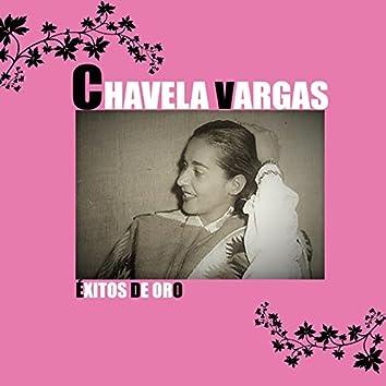 Chavela Vargas / Éxitos de Oro