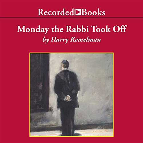 Monday the Rabbi Took Off cover art