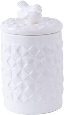 Amazon.com: Bloomingville set de tarros de cerámica ...