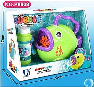 ACHICOO 泡機械 シャボン玉 手持ち型 漫画 おかしい 魚の形 子供 おもちゃ