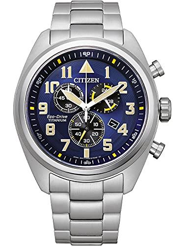 Citizen AT2480-81L Super Titanium horloge 44 mm