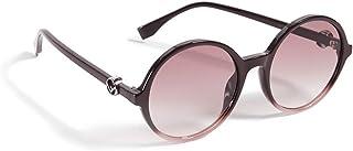 نظارات شمسية للنساء من فيندي، موديل FF 0319/G/S 9O، 55