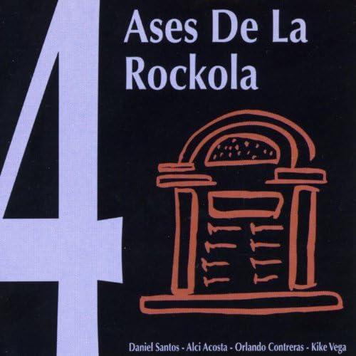 Alci Acosta, Daniel Santos, Orlando Contreras & Kike Vega