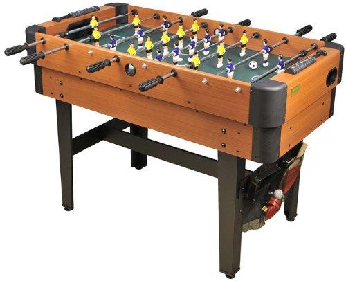 Carromco Multifunktionstisch Campus-XT, Multigame Spieletisch mit 9 Tischspielen - umfunktionierbar als Billardtisch, Tischfussball Kicker, Tischtennis, Tischhockey, Craps, Black Jack und mehr