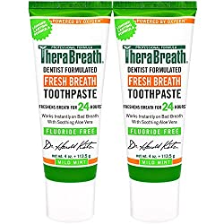 Thereabreath bad breath toothpaste