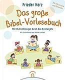 Das große Bibel-Vorlesebuch: Mit 35 Erzählungen durch das Kirchenjahr. Für Kita, Schule, Familie und Gemeinde