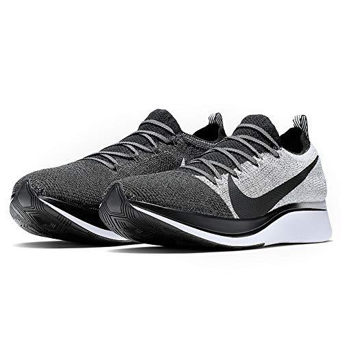 Nike Zoom Fly Flyknit Men's Running Shoe (Black/Black-White