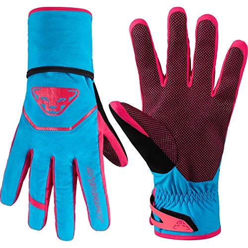 DYNAFIT Mercury Dynastretch Glove Blau-Pink, PrimaLoft M - Farbe Methyl Blue