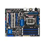 Asus P6T WS Professional Core i7 / Intel X58/ DDR3/ CrossFireX & SLI/ A&2GbE/ ATX Motherboard