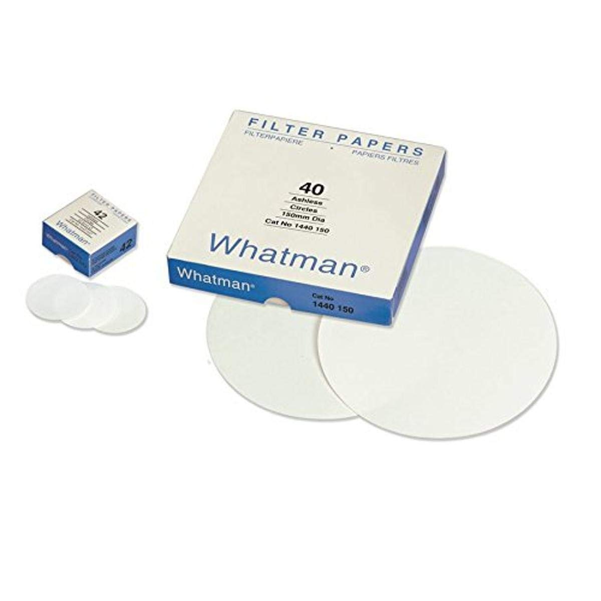 Whatman Max Max 67% OFF 83% OFF 1441-185-DS Cotton Linters Paper Quantitative As Filter