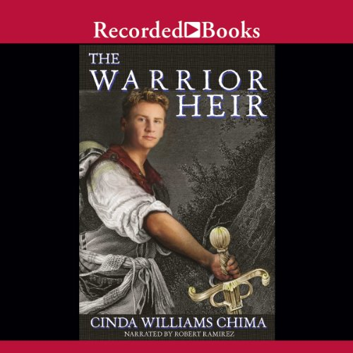 The Warrior Heir audiobook cover art