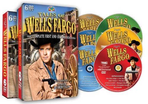 Tales of Wells Fargo - Season 1+2 [RC 1]