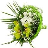 Florclick - Bouquet Green- Ramo de flores naturales en 24 horas y envío GRATIS