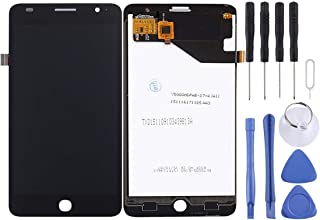 Screen Replacement LCD Screen and Digitizer Full Assembly for Alcatel One Touch Pop Star 4G / 5070 (Color : Black) (Color...